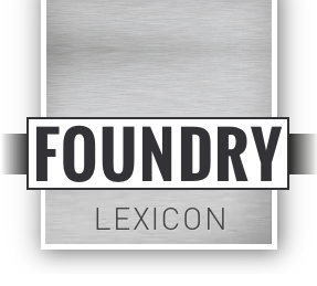 Foundry Lexicon