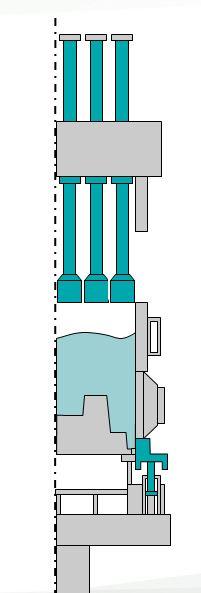 Bild 4: Prinzip des Twinnpress-Verfahrens (Künkel Wagner Germany GmbH)