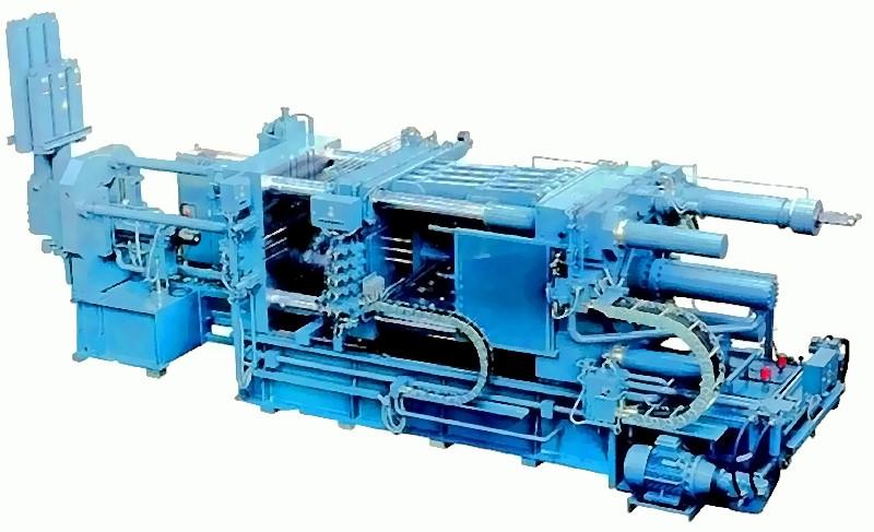 Bild 3: Vacural-Druckgießmaschine, Quelle: Oskar Frech GmbH & Co KG