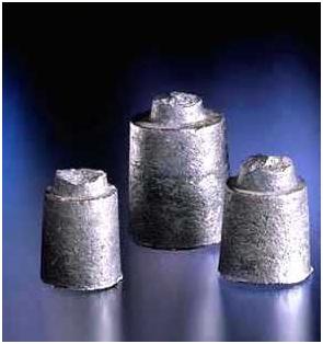 Bild 1: Formimpflinge für maschinengeformten Guss (ASK Chemicals Metallurgy GmbH  )