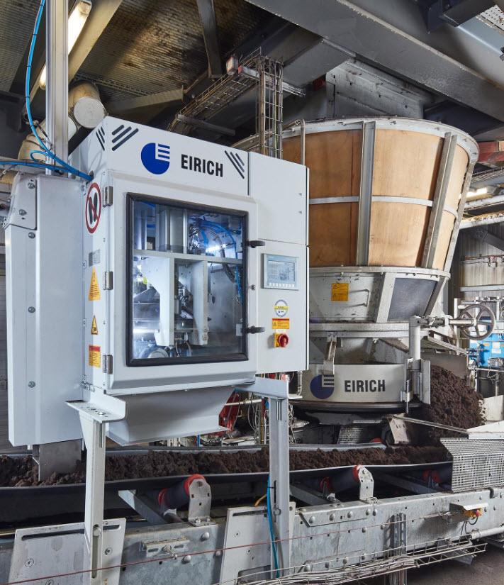 Bild 11: QualiMaster AT1 (Maschinenfabrik Gustav Eirich GmbH & Co KG)