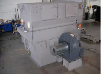 Fig. 2: Fluid bed cooler (Jöst GmbH & Co. KG)