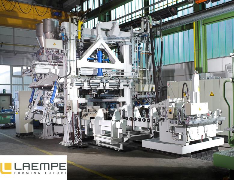 Bild 1: Kernblasmaschine für harzumhüllte Formstoffe (Laempe Mössner Sinto GmbH)