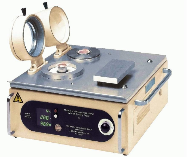 Figure 1: MK 3VT negative pressure test device of the manufacturer mk Industrievertretungen GmbH