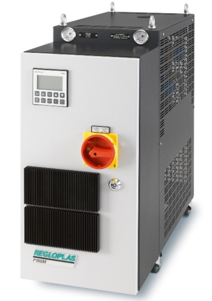 Fig. 4: Pressurized water unit P180M from the company aic regloplas GmbH
