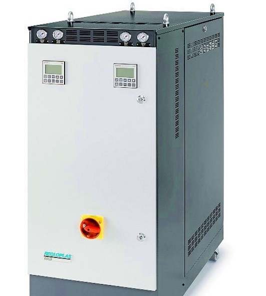 Figure 2: Oil temperature controller 300LD from the company aic-regloplas GmbH