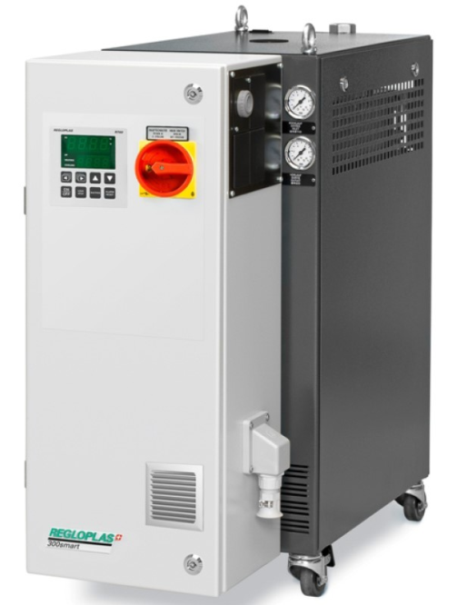 Figure 3: Oil temperature controller 300smart from the company aic-regloplas GmbH