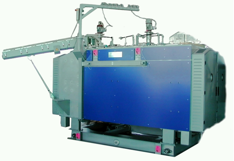 Figure 2:Electrically heated single-chamber furnace with a max. melting rate of 1000kg/h with a max. capacity of 2900kg of magnesium. The possible shot weight is usually 3 to 30kg depending on the cycle time. Furnace type Rauch MDO1000E, photo: Ing. Rauch Fertigungstechnik GmbH