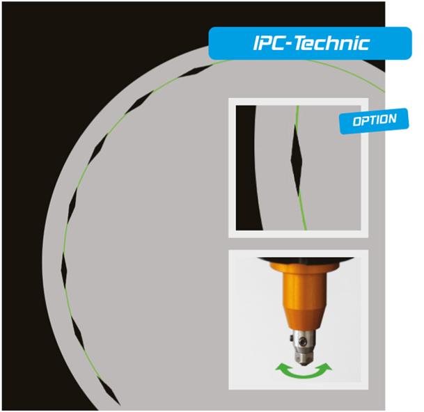 Fig. 4: IPC technology (Qness GmbH, Golling, Austria)