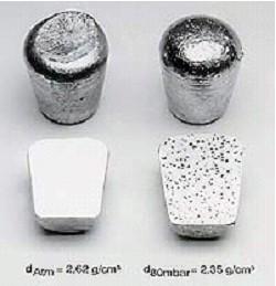Bild 1: Unterdruckdichte-Probenpaar, Quelle: mk Industrievertretungen GmbH