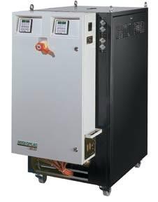 Bild 3: Formentemperiergerät mit einer maximalen Vorlauftemperatur von 350 °C, aic-regloplas GmbH