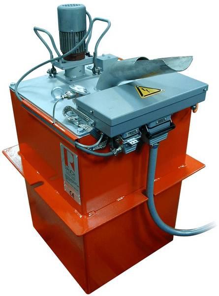 Bild 3: Transportabler Zinkschmelzenbehälter, Type ZSB der Ing. Rauch Fertigungstechnik GmbH