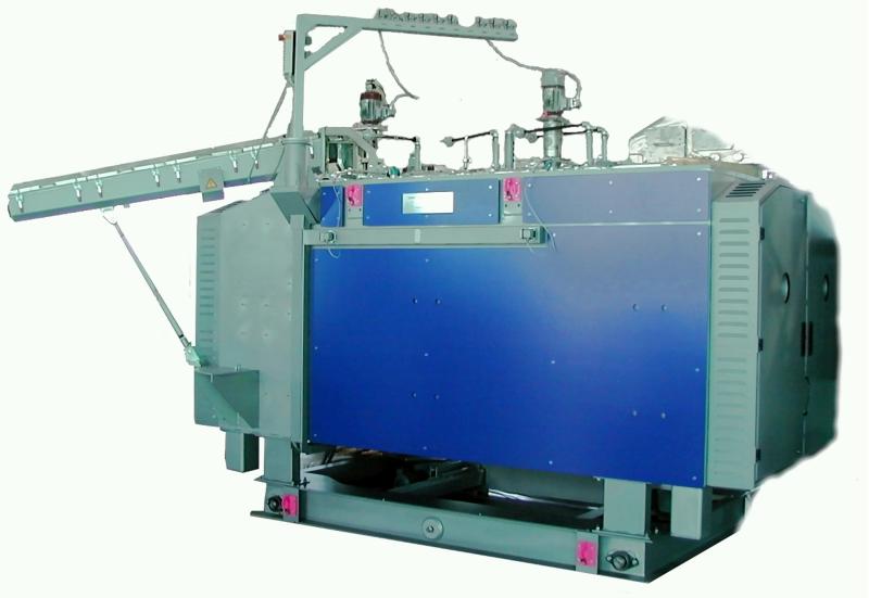 Bild 2: Elektrisch beheizter Einkammer-Ofen mit einer max. Schmelzleistung von 1000 kg/h bei einem max. Fassungsvermögen von 2900 kg Magnesium. Das mögliche Schussgewicht beträgt standardmäßig je nach Zykluszeit 3 bis 30 kg. Ofentype Rauch MDO1000E, Foto: Ing. Rauch Fertigungstechnik GmbH