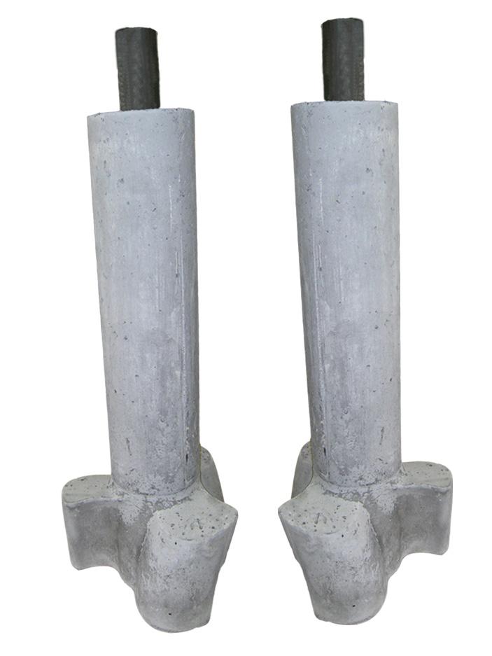 Bild 1: Turbinenrührer mit schraubenförmiger Ausbildung der Rotorblätter (Silmeta Systems GmbH)