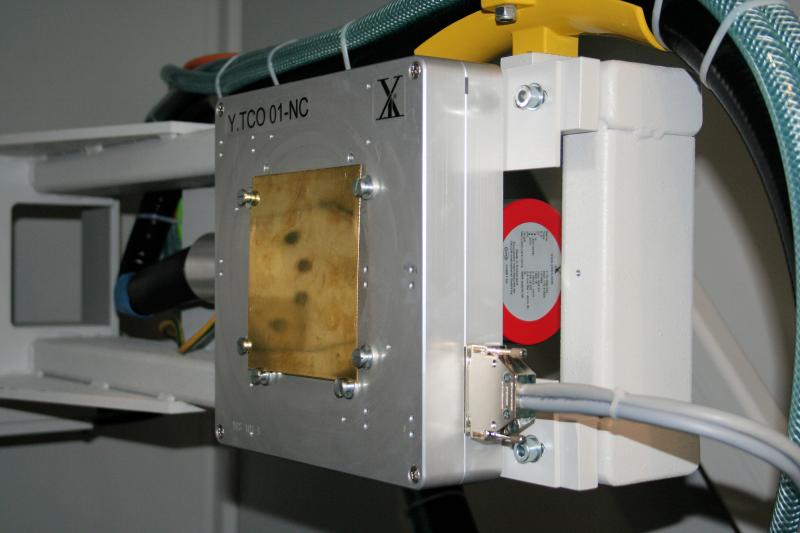 Bild 2. Ausführungsbeispiel (YXLON International GmbH, Hamburg)
