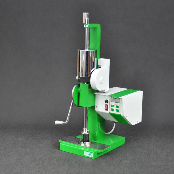 Bild 5: Rammgerät LUA-2e mit elektrischem Antrieb (Hersteller Fa. MULTISERW-Morek, vertreten durch S&B Industrial Minerals GmbH, Vertrieb Leipzig)