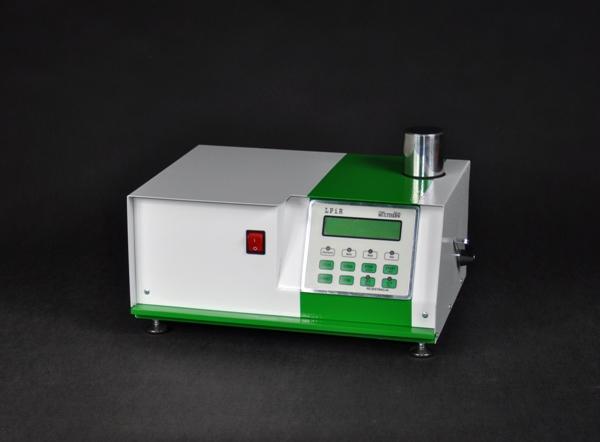 Bild 10: Elektronisches Gasdurchlässigkeitsprüfgerät LPiR mit PC-Schnittstelle (Hersteller Fa. MULTISERW-Morek, vertreten durch S&B Industrial Minerals GmbH, Vertrieb Leipzig)