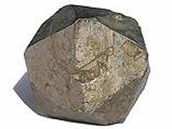 Bild 1: Kobaltglanz (Cobaltin)