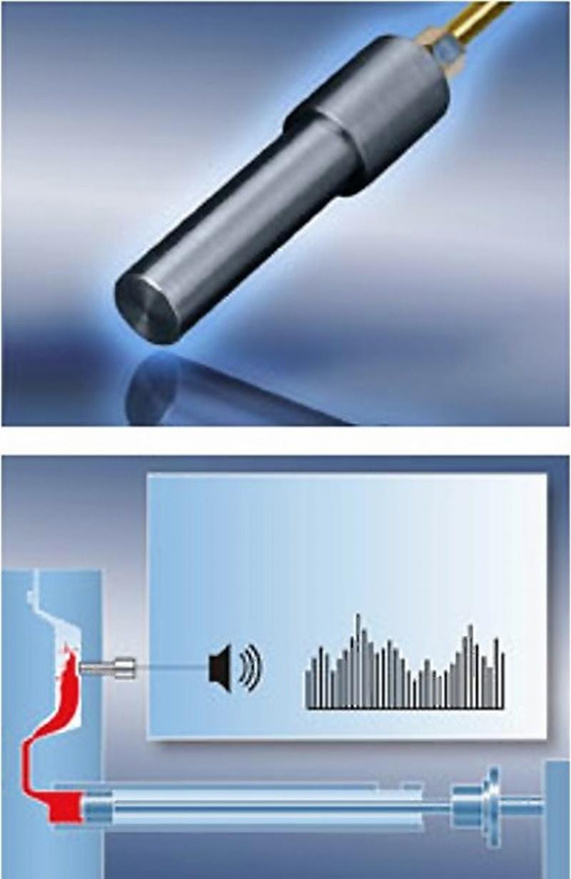 Bild 1: Schallsensor SHS von Electronics GmbH