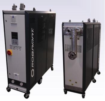 Bild 2: Formtemperiergerät Type 2511, Quelle: Robamat Automatisierungstechnik GmbH