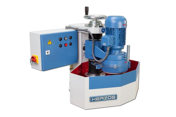 Bild 1: Topfschleifmaschine HS 200 (HERZOG Maschinenfabrik GmbH & Co. KG )