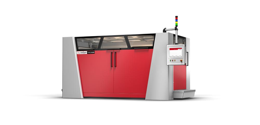 Bild 6: 3D printer type VX 2000 (voxeljet AG)